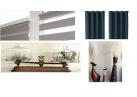 Objets de décoration et rideaux