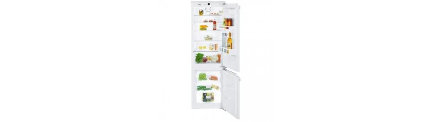 Réfrigérateurs encastrés à deux portes
