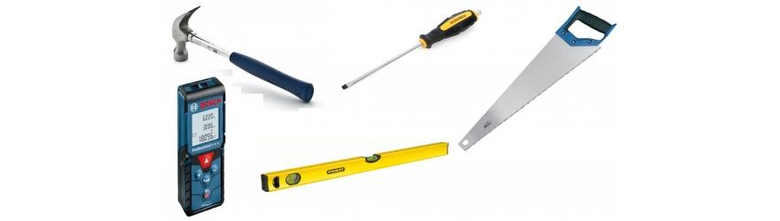 Outils à main et Caisses à outils