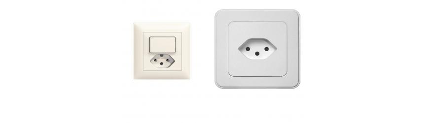 Prises électriques et interrupteurs
