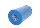 Filtre en tissu plissé durable et lavable