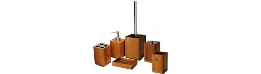 Ensemble accessoires de salle de bain
