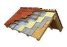 Isolation extérieure, pour la toiture